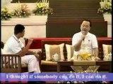 Dhammakaya Foundation (DMC TV) Anan Aswapokin Interview
