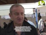 Yann QUEFFELEC - Foire du Livre BRIVE 2009.
