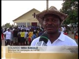 GUINEE EQUATORIALE 2009 - JT DE CAMPAGNE du 15 Novembre 2009