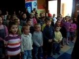 Nous chantons la marseillaise