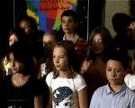 Les Enfantastiques chantent COPAINS DU MONDE choeur-chorale