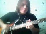 Stevie Wonder / Stevie Ray Vaughan -Superstition Lesson