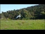 premier vol du DC3 en dépron