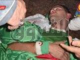 un mort d'un algériens par les égyptiens