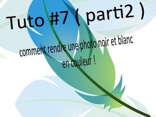 Visionnez les Cours Vidéo de Zones de couleur sur Photo en Noir et Blanc Tuto Photoshop 2 sur 2