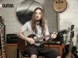 shanka hard rock guitare