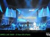 VIDEO GAMES LIVE PARIS 2009 - Megaman