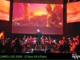 VIDEO GAMES LIVE PARIS 2009 - WOW