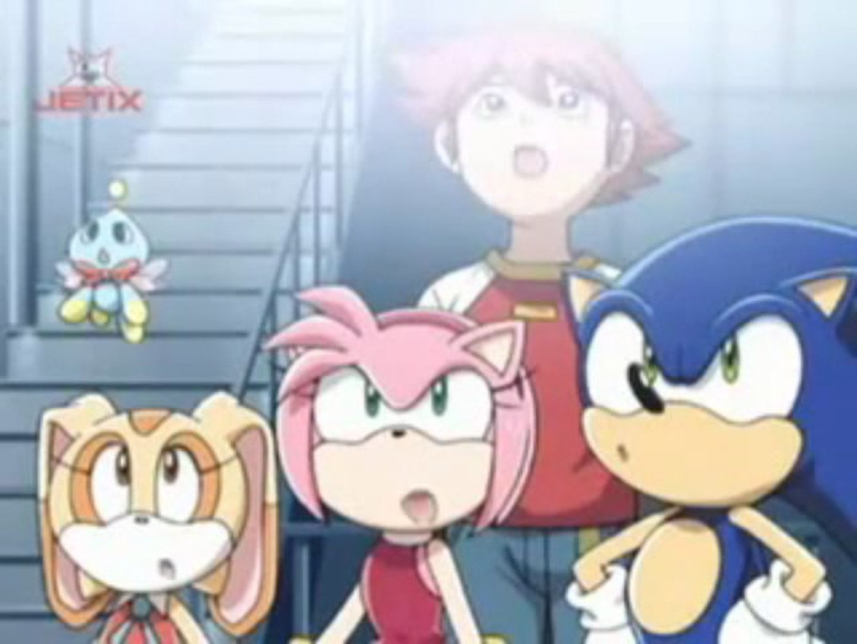Sonic X Episode 54 Cosmic Crisis Video Dailymotion