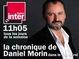 Besoin d'amour  - La chronique de Daniel Morin