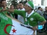 Football: Algeria-Egypt: rivalry turns ugly