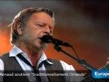 interview Renaud sur Europe 1