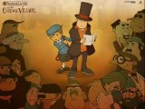Professeur Layton Soundtrack - Walking in the Village