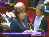 Roselyne Bachelot - Campagne vaccination Grippe H1N1