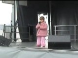 Kaitlyn Maher sings My Wish - 2009 National Cherry Blossom