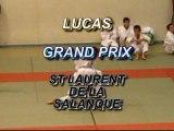 LUCAS Grand Prix ST laurent de la Salanque