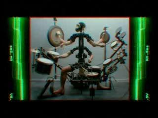 Aphex Twin - Monkey Drummer
