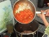 Agneau aux épices et fruits secs