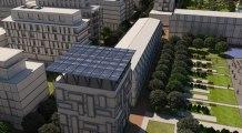 Ecoquartier de la ZAC de Bonne à Grenoble