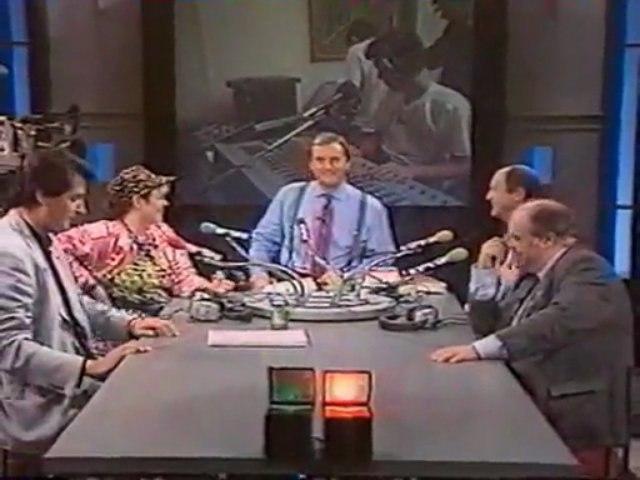 Antenne 2 (1991) - Les 10 ans de FM (fin de l'émission)