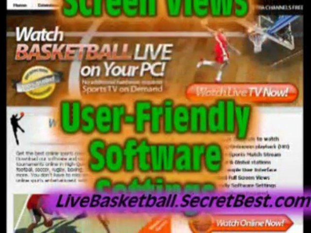 How To Watch Basketball – How To Watch Basketball Online