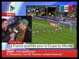 Main de Thierry Henry contre l'irlande, 18/10/2009