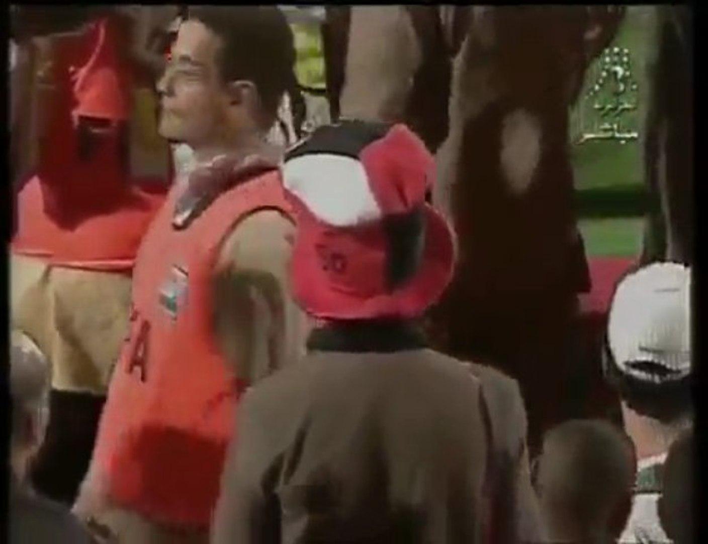 ALGERIE Résumé et but du match Algérie Egypte 1-0