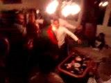 Clichy sous bois 93 VIVE L'ALGERIE la fête à la maison