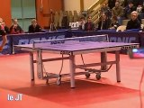 La Vaillante d'Angers bat Istres (Tennis de table)