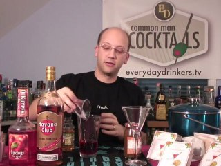 Golden Apple Cocktail
