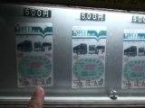 Voyage au Japon - kyoto - bon plan Bus