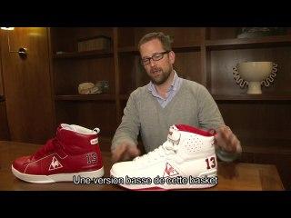 Joakim Noah: New Basket Shoes Design explanations
