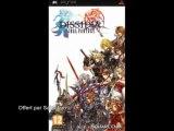 Final Fantasy Dissidia OST 3-DISSIDIA -menu- theme