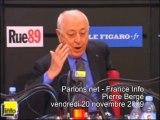 Violente attaque de Pierre Bergé contre le Téléthon-Regardez