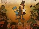 Professeur Layton Soundtrack - The Village Starts Moving