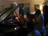 Max FONTES (bass) , Francis FONTES (piano),André CONDOUANT