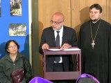 Patriarche Daniel docteur honoris causa 1ère partie