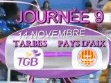 LFB J09 : TARBES - AIX EN PROVENCE 2009-2010