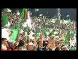 Reportage canal+ qualification Algerie Egypte au Soudan 2009