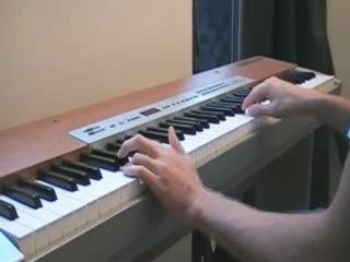 Indiana Jones Love Theme Piano (Arche Perdue)