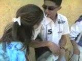 Talent cachée du raï à Oran (Algérie)