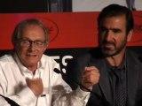 A good actor - Ken Loach and Eric Cantona