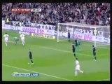 Real Madrid- VS Racing Santander 1 -0  21/11/09