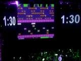 concours frogger Video Games Live 2009 paris