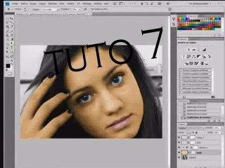 Zones de couleur sur Photo en Noir et Blanc Tuto Photoshop 1 sur 2