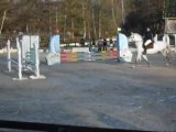 Concours marolles: 2 obstacles, 6 REFUS !