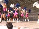 Marches pompoms podium Marignane 2009