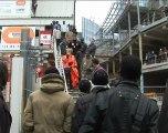 Des travailleurs sans-papiers réclament leur droit de grève