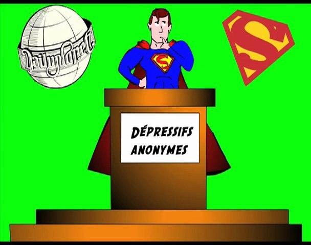 Allocution d'un dépréssif - 3 - Hommage à Superman