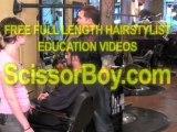 FAUX HAWK Hair Cutting Techniques Hair Cutting Videos